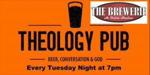 Come for the beer... stay for the conversation.